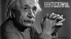 Albert-Einstein-Quote imagination