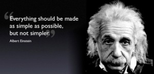 Albert-Einstein-simple