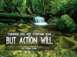 action will