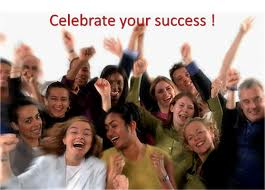 Celebrate yr success