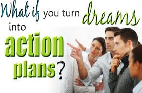 dream into action plan