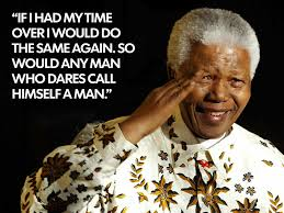 Mandela do  it again