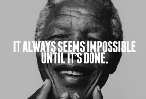 Mandela impossible