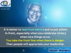 Mandela leadership