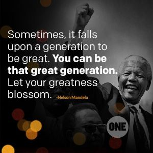 Mandela next generation leader