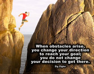 """in every journey there are obstacles There are how many obstacles on the hero's just like every """"loss"""" doesn't need to be world there are how many obstacles on a hero's journey."""