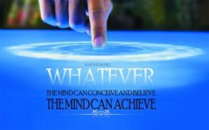 mind can achieve